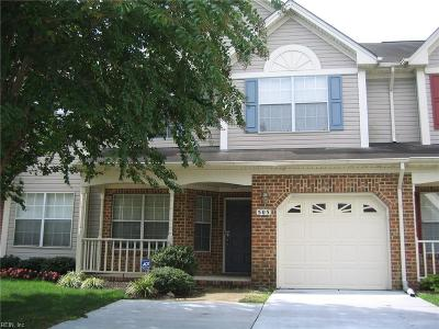 Chesapeake Single Family Home New Listing: 505 S Lake Cir