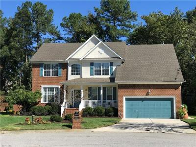 Virginia Beach Single Family Home New Listing: 3604 Freelon Ct