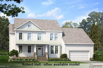 Yorktown Single Family Home New Listing: 102 Cove Ct