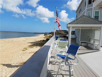 Virginia Beach Single Family Home New Listing: 2312 Beach Haven Dr #101