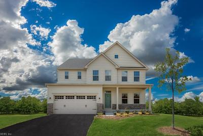 Yorktown Single Family Home New Listing: Mm Leh Crawford Rd