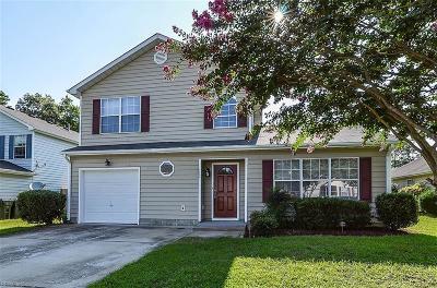 Yorktown Single Family Home New Listing: 117 Vivian Ct