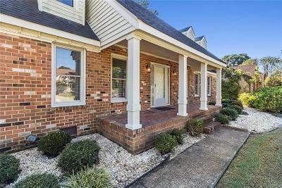 Virginia Beach Single Family Home New Listing: 3484 Glen Arden Rd