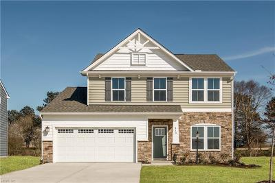 Chesapeake Single Family Home New Listing: Mm Florence I At Summerwood At Grassfield