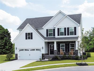 Chesapeake Single Family Home New Listing: Mm Genoa At Summerwood At Grassfield