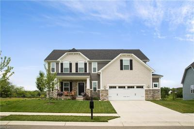 Chesapeake Single Family Home New Listing: Mm Palermo At Summerwood At Grassfield