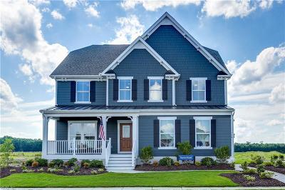 Chesapeake Single Family Home New Listing: Mm Rome At Summerwood At Grassfield