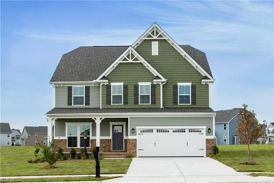 Chesapeake Single Family Home New Listing: Mm Rome I At Summerwood At Grassfield