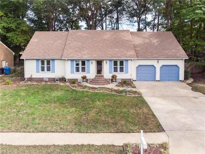 Virginia Beach Single Family Home New Listing: 5477 Hargrove Blvd