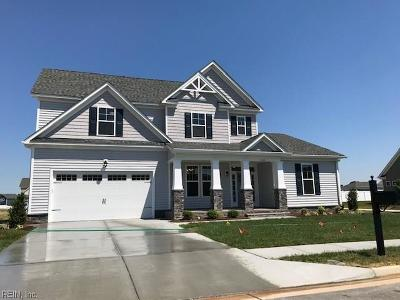 Chesapeake Single Family Home Under Contract: 1820 Carrera Rdg