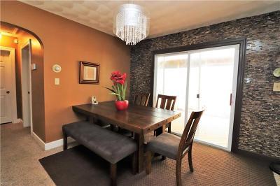 Virginia Beach Single Family Home New Listing: 517 Baden Ave