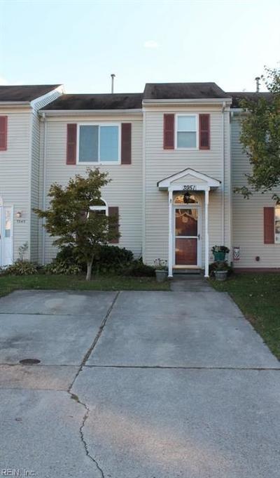 Virginia Beach Single Family Home New Listing: 3951 Seeman Rd