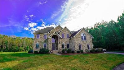 Chesapeake Single Family Home For Sale: 1612 Venetian Way