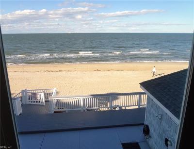 Virginia Beach Single Family Home New Listing: 2317 Beach Haven Dr #202