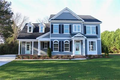 Virginia Beach Single Family Home New Listing: 1449 Godfrey Farm Rd