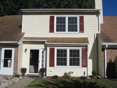 Hampton Single Family Home New Listing: 314 Kinsmen Way