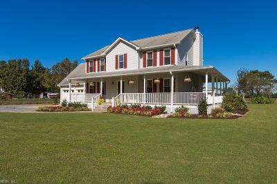 Virginia Beach Single Family Home New Listing: 2044 Vaughan Rd