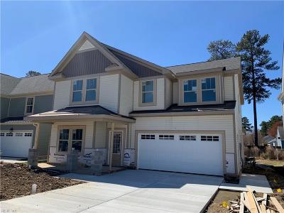 Newport News Single Family Home For Sale: 1405 Waltham Ln