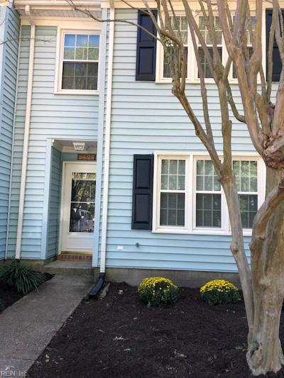 Virginia Beach Single Family Home New Listing: 5429 Lynbrook Lndg