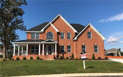 Virginia Beach Single Family Home New Listing: 1272 Lambeth Ln