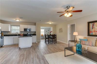 Virginia Beach Single Family Home New Listing: 259 Dillon Dr