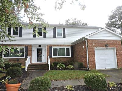 Chesapeake Single Family Home New Listing: 3901 Point Elizabeth Dr