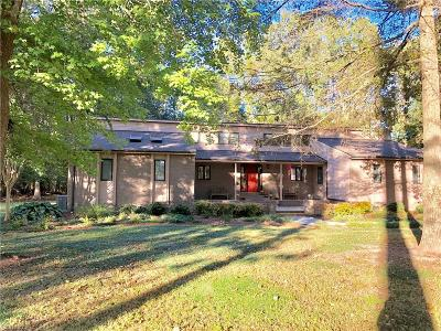 Virginia Beach VA Single Family Home New Listing: $550,000