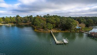Virginia Beach Single Family Home New Listing: 2608 Ridley Pl