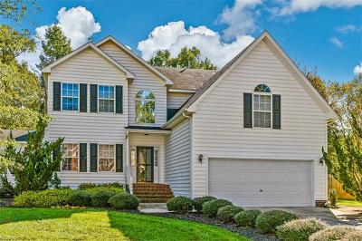 Western Branch Single Family Home For Sale: 1844 Quivers Keep