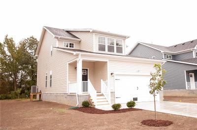 Chesapeake Single Family Home New Listing: 110 Jones St