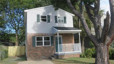 Hampton Single Family Home New Listing: 216 W Taylor Ave