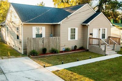 Suffolk Single Family Home New Listing: 339 Goodman St