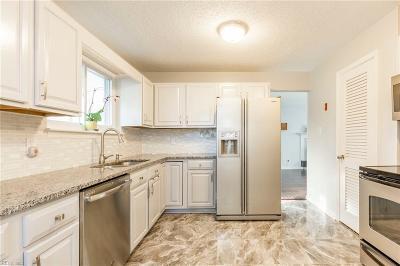 Virginia Beach VA Single Family Home New Listing: $269,900