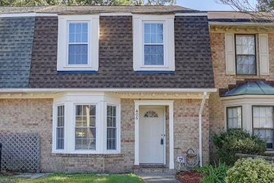 Chesapeake Single Family Home New Listing: 406 Faire Chse