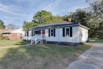 Hampton Single Family Home New Listing: 24 Westminister Ave