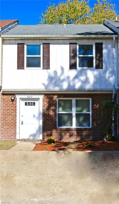 Virginia Beach Single Family Home New Listing: 5910 Beechwalk Dr