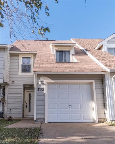 Virginia Beach Single Family Home New Listing: 792 Quesnel Dr