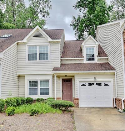 Chesapeake Single Family Home New Listing: 1305 Tuckaway Rch #C