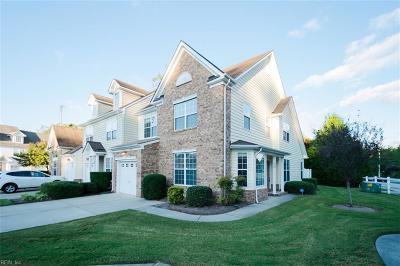 Virginia Beach VA Single Family Home New Listing: $264,999
