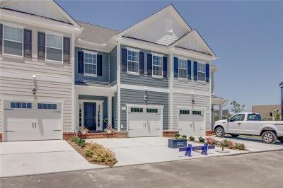Chesapeake Single Family Home New Listing: Mm Laurel Plan St