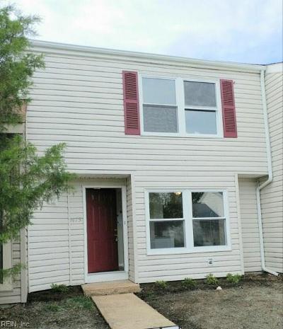 Virginia Beach Single Family Home New Listing: 1975 Mill Creek Dr