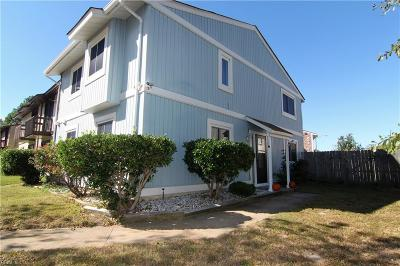Virginia Beach VA Single Family Home New Listing: $211,000