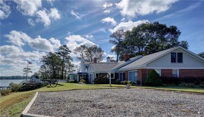 Virginia Beach VA Single Family Home New Listing: $1,750,000