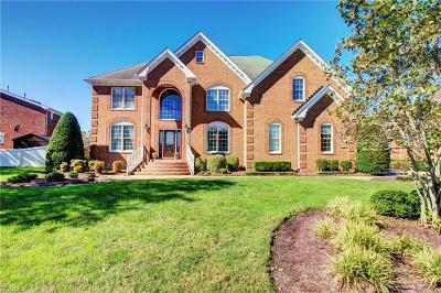 Virginia Beach Single Family Home New Listing: 912 Verano Ct