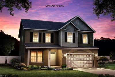 Chesapeake Single Family Home New Listing: 3620 Horton Way