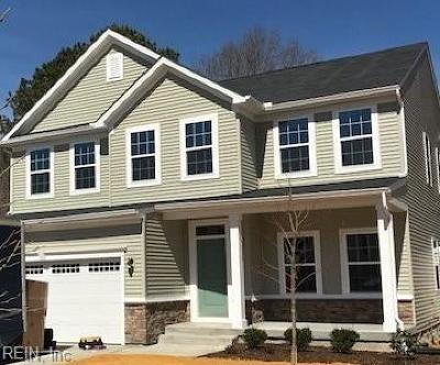 Hampton Single Family Home Under Contract: 17 Waterfowl Cv