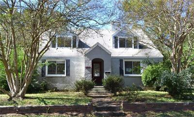 Norfolk Single Family Home New Listing: 2647 McKann Ave