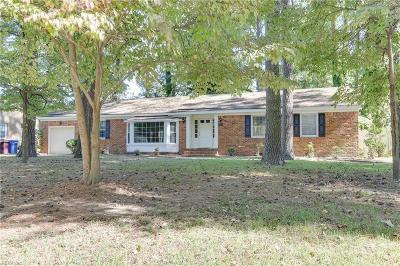 Chesapeake Single Family Home New Listing: 2849 Meadow Wood Dr E