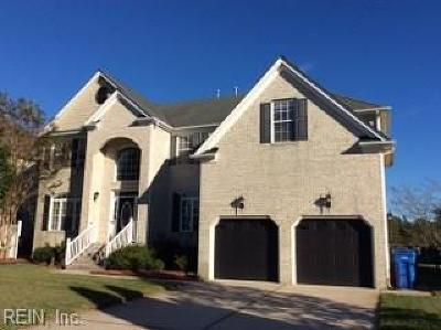 Chesapeake Single Family Home New Listing: 2243 Angler Ln