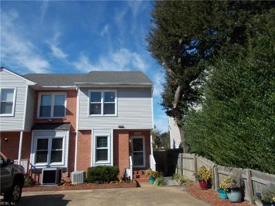 Virginia Beach VA Single Family Home New Listing: $319,900
